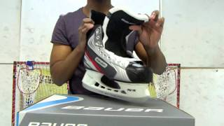 Bauer Vapor X1.0 Ice Hockey Skates Video Review