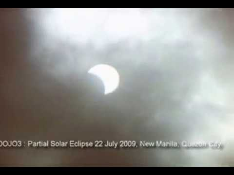 Partial Solar Eclipse 2009