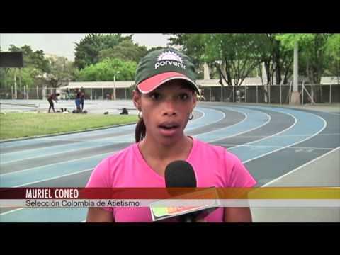 Atleta Muriel Coneo buscará otro cupo a Olímpicos de Río [Noticias] - TeleMedellin