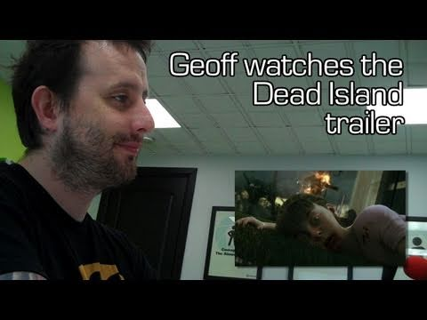 Geoff watches the Dead...