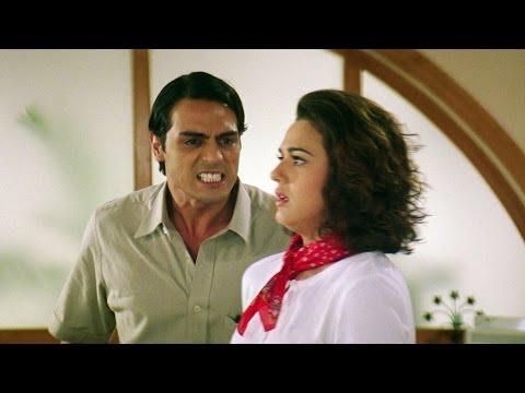 Arjun Furious Over Preitys Pranks - Dil Hai Tumhara Scene
