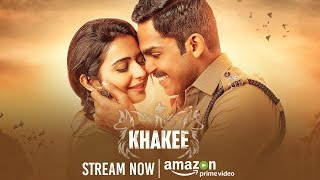 Khakee Telugu Full Movie On Amazon Prime | Karthi | Rakul Preet | Telugu FilmNagar