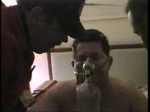 Paramedics - A Heart Attack video