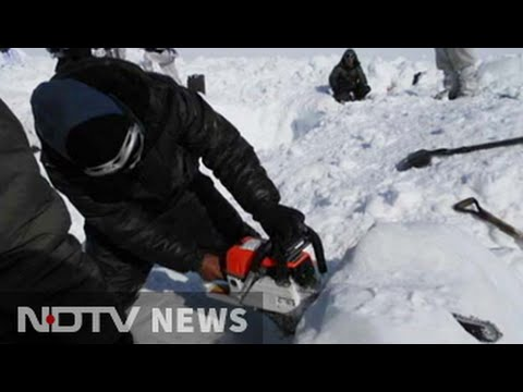 Miracle in Siachen as soldier is found alive 6 days after avalanche