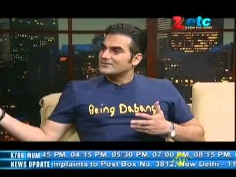Arbaaz Khan With Komal Nahta