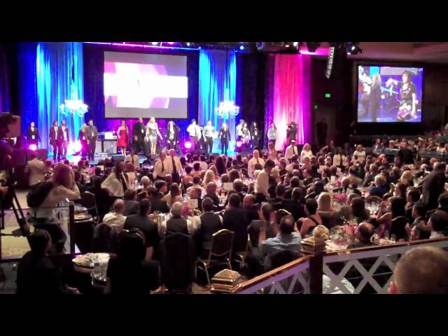 OFFICIAL 21st Annual Glaad Media Awards Flash Mob