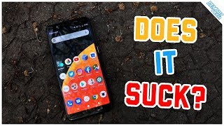 Vodafone Smart N9 Review - Is It Worth £109?