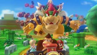 Mario Party 10 - Bowser Party - Mushroom Park (Team Mario/Master CPU)