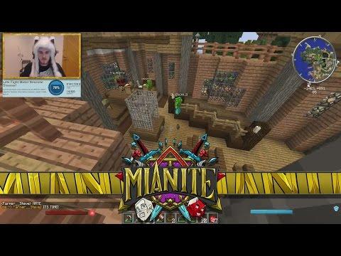 Minecraft: Mianite: THE GREAT PRISON BREAK!! [S2:E16]