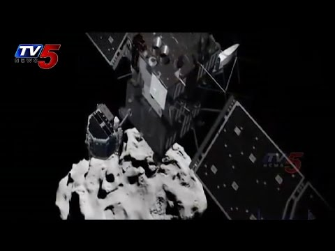 """Rosetta - ESA's Comet chaser Launched On Comet"" l ESA Blog Navigator : TV5 News"