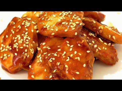 "курица ""ТЕРИЯКИ"" как приготовить в домашних условиях. chicken ""TERIYAKI"" how to cook at home."