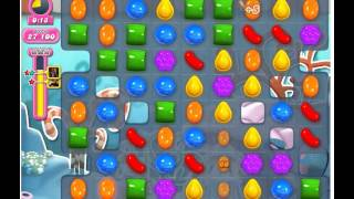 Candy Crush Saga Level 313 no boosters with 3stars