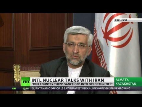 'Sanctions on Iran failure, initiators lose out' - Tehran's nuclear negotiator