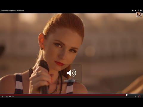 Лена Катина - Lift Me Up