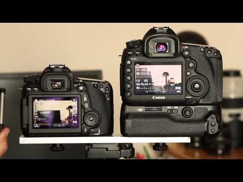 Canon 70D Issues for Videographers - Compared with the Canon 5D Mark III
