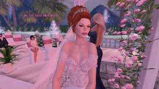 Enolaton & Xan Second Life Wedding - 9.28.18