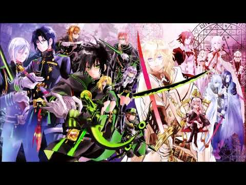 Seraph Of The End X.U. English Cover [Male]