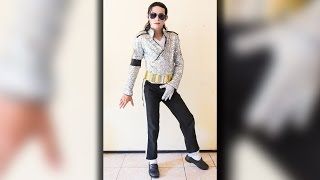"Meet ""Brazilian Michael Jackson"": The King Of Pop's Surgically Enhanced Superfan"