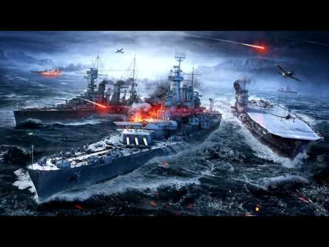 World of Warships OST 224 - Emptiness [0.6.1]