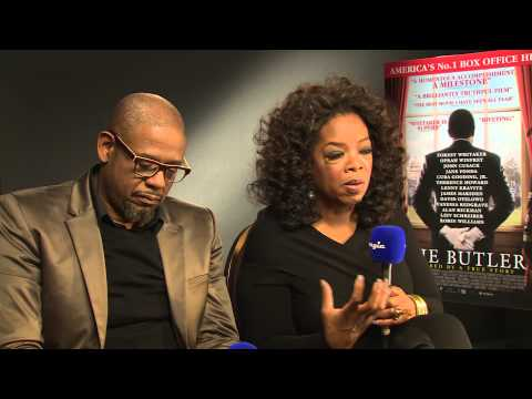 Oprah Winfrey and Forest Whitaker adore each other!