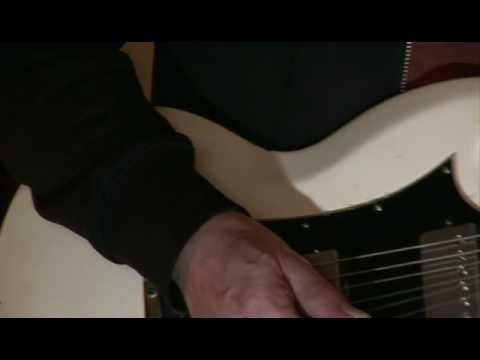Gibson SG 1967 Polaris White Part 1 with Fender Vibrolux Reverb plus Okko Diablo Overdrive