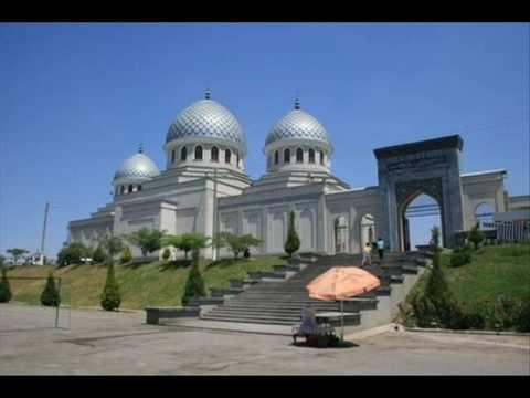 mosque... Tashkent, Uzbekistan (Central Asia)