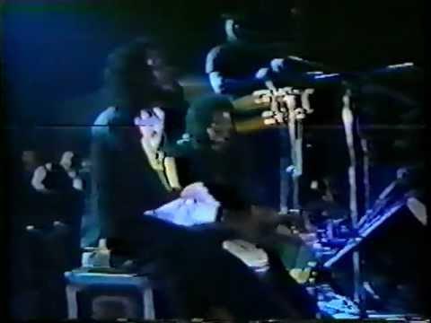 Peter Tosh  12301983 Rastafari Is   Pulse Starjam, Kingston, Jamaica