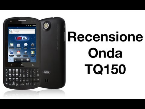 Onda TQ150. la recensione in italiano by AndroidWorld.it
