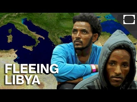 Why Are So Many Migrants Fleeing Libya?