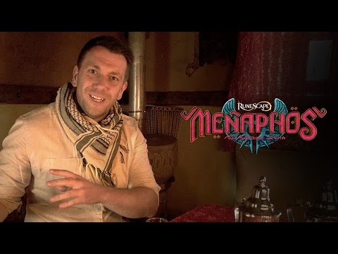 The Road To Menaphos Episode #3 - Slayer - RuneScape