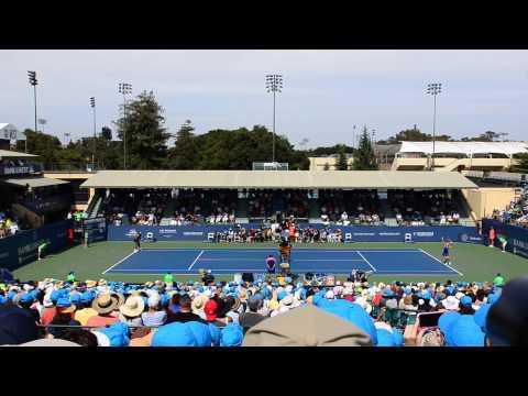 Bank of the West Classic Final Serena Williams vs Angelique Kerber Last Few Plays