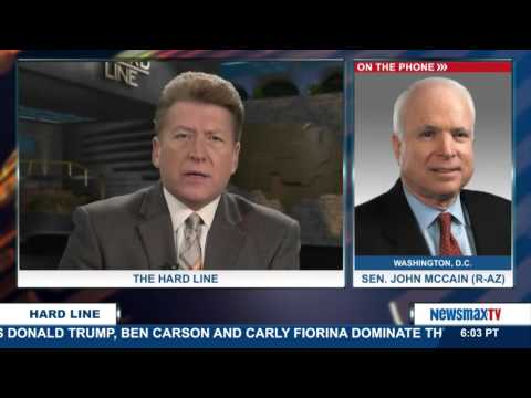 The Hard Line | Sen. John McCain on why President Obama is to blame for Putin's actions in Syria