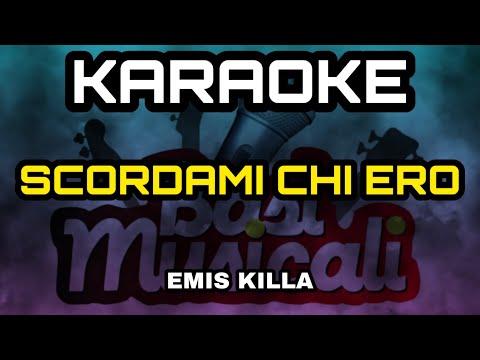 Emis Killa - Scordarmi chi ero -KARAOKE-