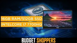 Best Gaming Laptop | 16GB RAM | Budget Shoppers