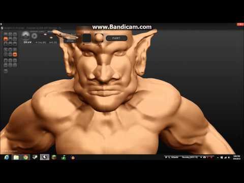 Sculptris 6 Orc Vittestudios