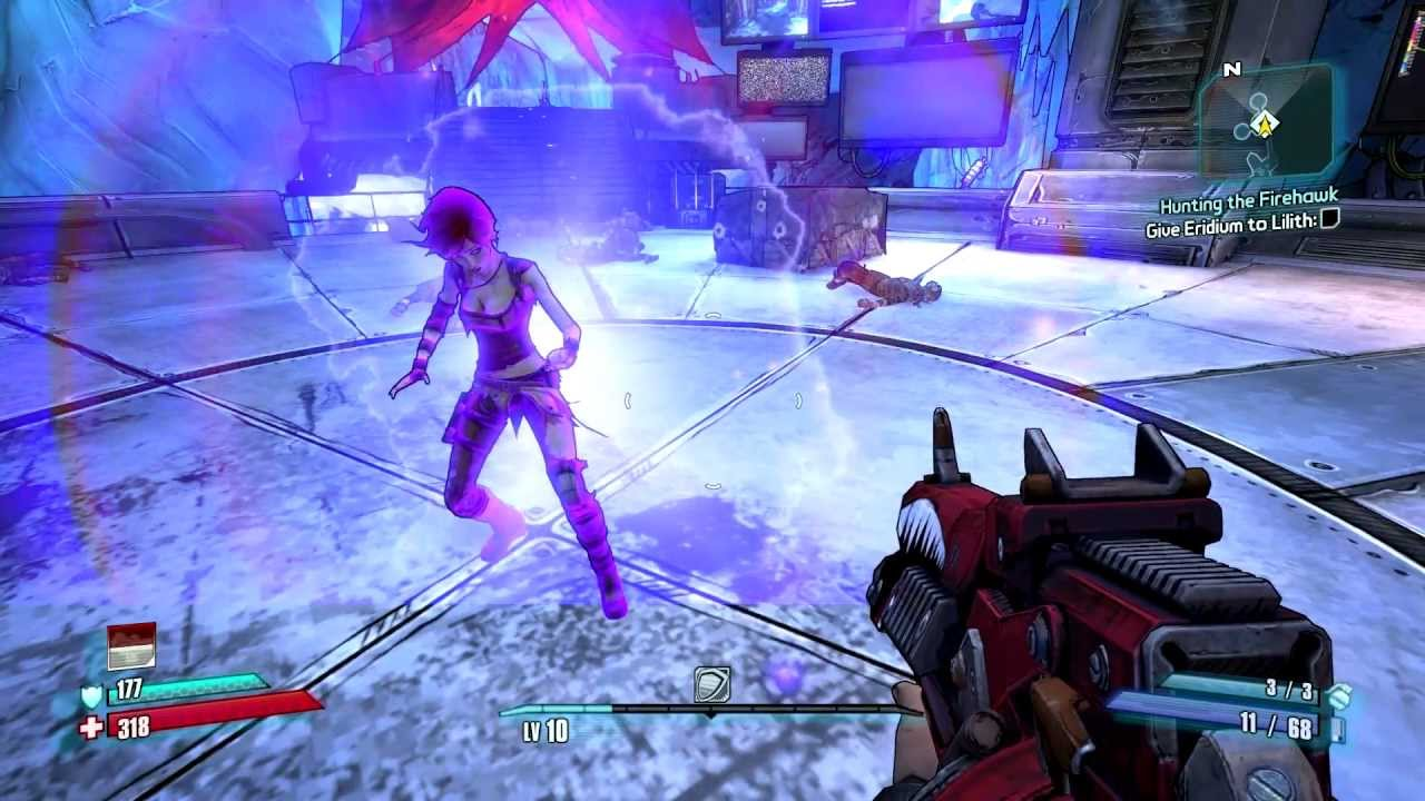 Borderlands Tannis Echos Tannis' Echo About Lilith