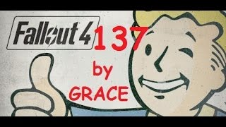 FALLOUT 4 gameplay ITA EP  137 MASS FUSION + STATUETTA FORZA by GRACE