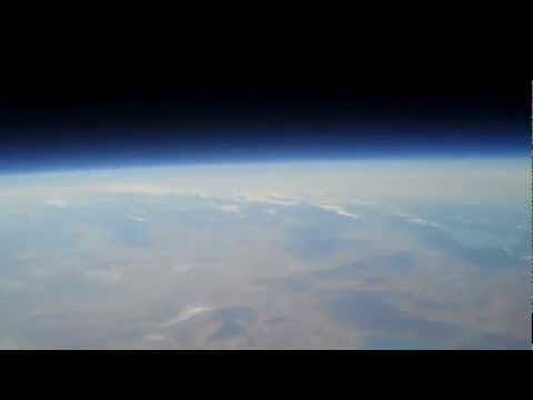 Qu8k - BALLS 20 - Carmack Prize Attempt - High Altitude Rocket On-board Video
