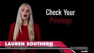 Lauren Southern: 'White privilege' is a dangerous myth