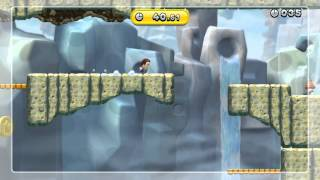 Swing into Action Gold Medal - New Super Mario Bros. U (64.14)