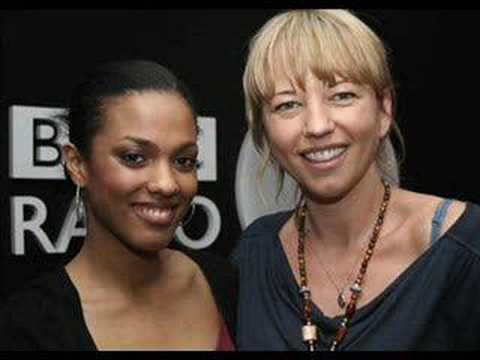 Freema Agyeman talks to Sara Cox on Radio 1 (1 of 2) Video