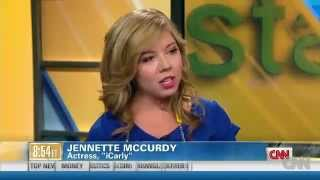 Jennette McCurdy interview for CNN