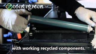 How TonerGreen Makes their Eco-Friendly Remanufactured Toner Cartridges