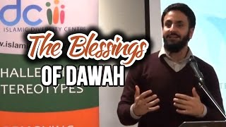 The Blessings of Dawah – Hamza Tzortzis