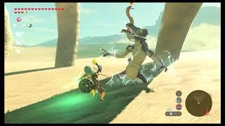 The Legend of Zelda Breath of the Wild Part 166
