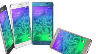 Samsung Galaxy Alpha Announced - a bit nicer but still no unibody design