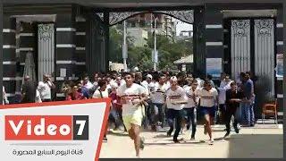 بالفيديو.. نادى الزمالك يفتح أبوابه أمام الجمهور لمشاهدة مباراة إنيمبا