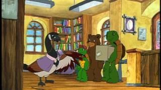 Franklin - Franklin The Spy / Franklin's The Library Book