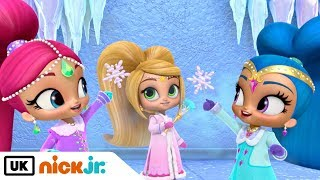 Shimmer and Shine | Snow Time To Spare | Nick Jr. UK