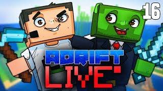 Minecraft: ADRIFT - THE RETURN OF THE CRAFT! *LIVESTREAM*